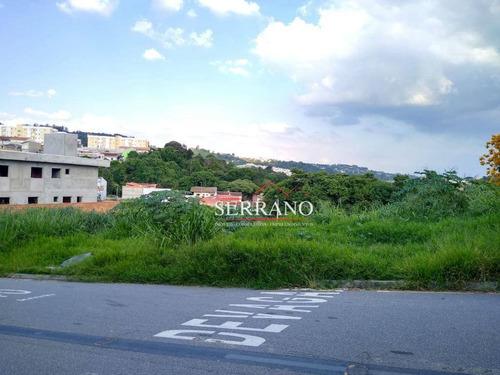 Terreno À Venda, 256 M² Por R$ 220.000,00 - Jardim Elisa - Vinhedo/sp - Te0543