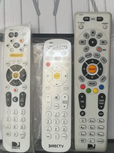 Controles Para Decodificadores  Ditectv, Claro, Movistar