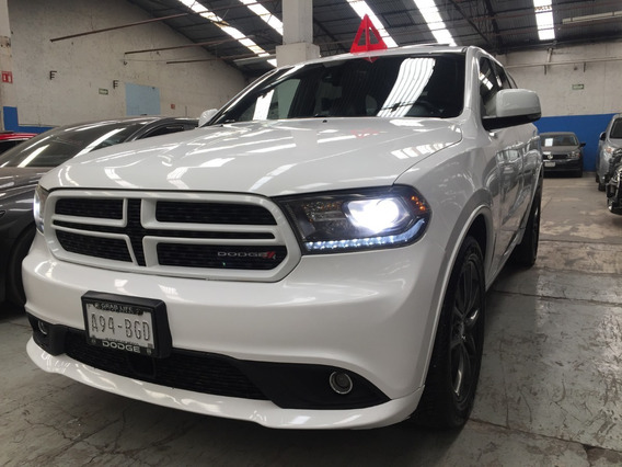 Dodge Durango R/t Aut 2014
