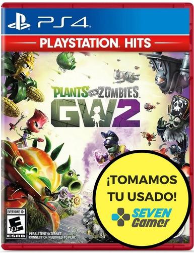 Plants Vs Zombies Garden Warfare 2 Ps4 Juego Físico Sellado