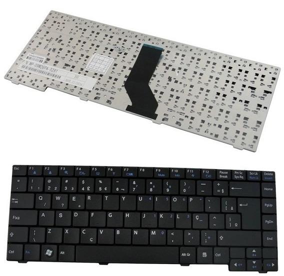 Teclado Compatível Lg C400 A410 Ql7 Mp-09m26pa-5281 Novo !!