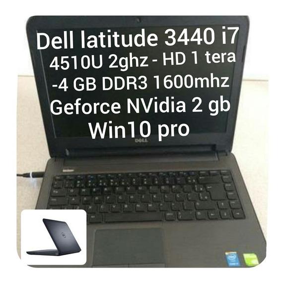 Dell Latitude 3440 I7 4510u Nvídia 2gb Ribeirao Preto