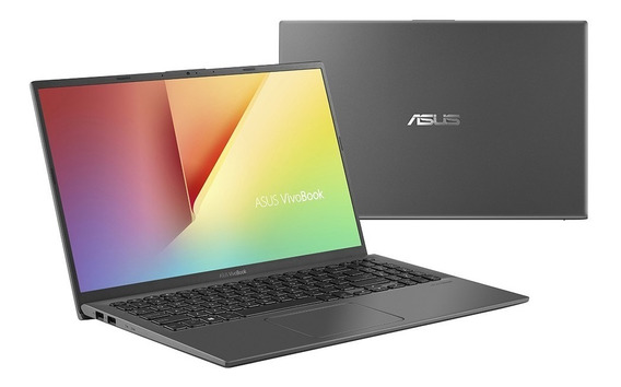 Portátil Asus X509fb-br197 Core I7 Ssd512 12gb Video 2gb 15