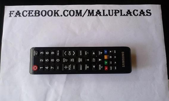 Controle Remoto Tv Samsung Un32j4300 - Semi-novo
