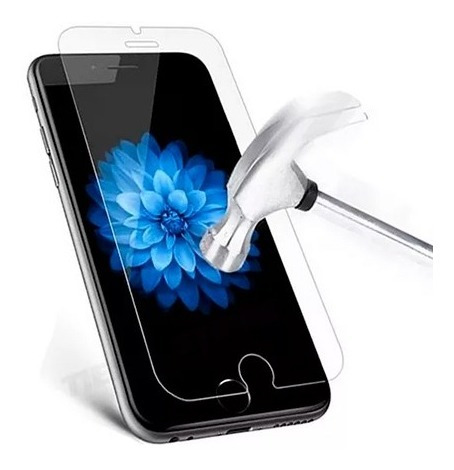 Cristal Templado Protector iPhone 7 Plus iPhone 8 Plus