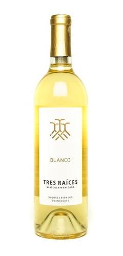 Imagen 1 de 1 de Vino Blanco Sauvignon Blanc Tres Raíces 750 Ml