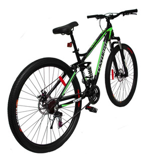 Bicicleta Montaña Aluminio R29 21v Centurfit Shimano Freno