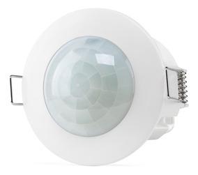 Sensor Presença Embutir Iluminação Intelbras Esp360e Bivolt