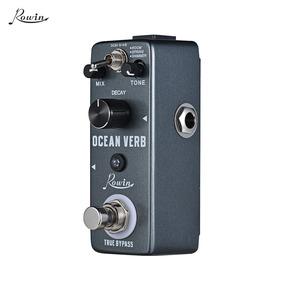 Modos Oceano Verb Digital Reverb Guitar Effect Pedal 3rowin