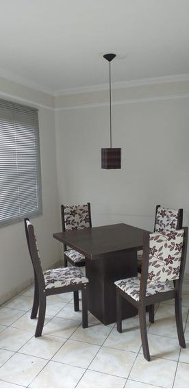 Apartamento Mobiliado San Remo Em Marilia-otima Oportunidade