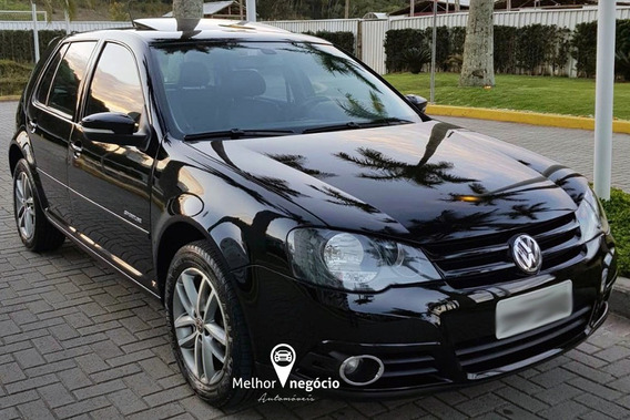 Volkswagen Golf Sportline 1.6 Mi T. Flex 2013 Preto