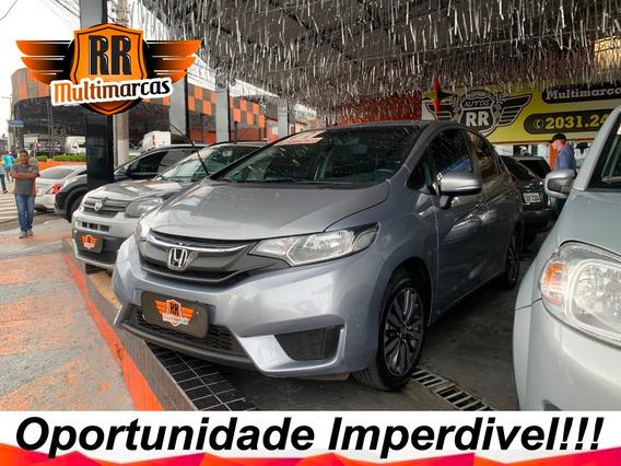 Honda Fit Lx 1.5 Flex Automático Autos Rr