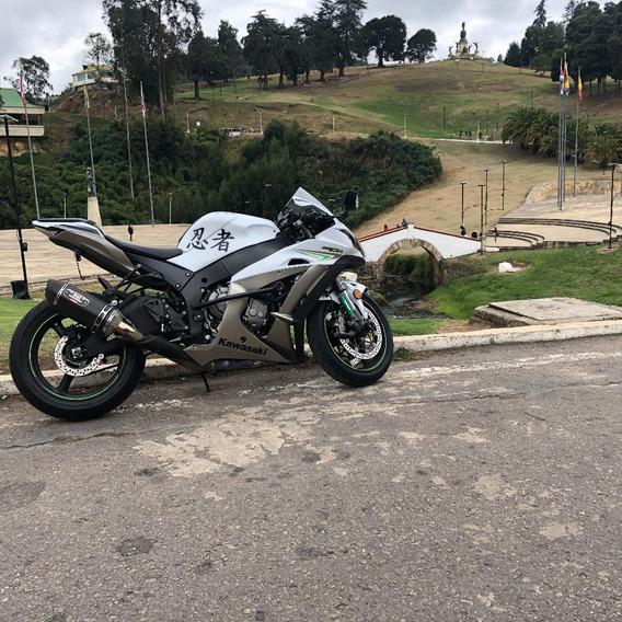 Kawasaki Zx10r 2017