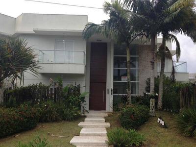Casa De Alto Padrão No Condomínio Fechado - Hanga Roa - Bertioga/sp - Codigo: Ca0062 - Ca0062