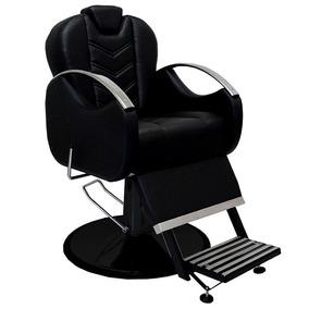 Cadeira Alfa Base Preta