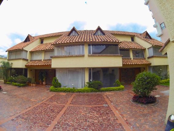 Rentahouse Vende Casa En Cedritos Usaquen Mls 19-620
