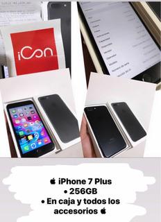 iPhone 7 Plus 256gb Vendo O Cambio