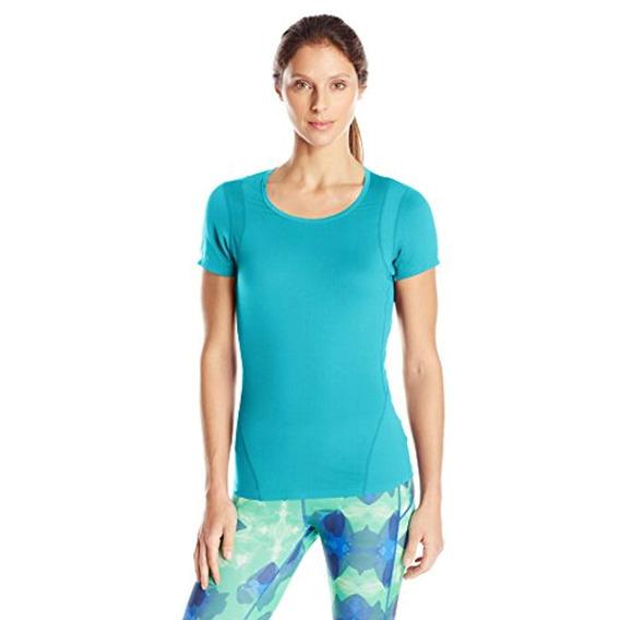 Skirt Sports Falda Deportiva Para Mujer, Aquamarine, Large
