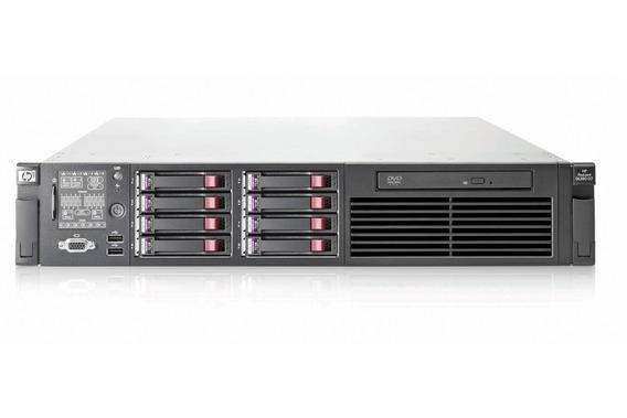 Servidor Hp Proliant Dl380 2x Hd Sas 900 10k 64g 10600