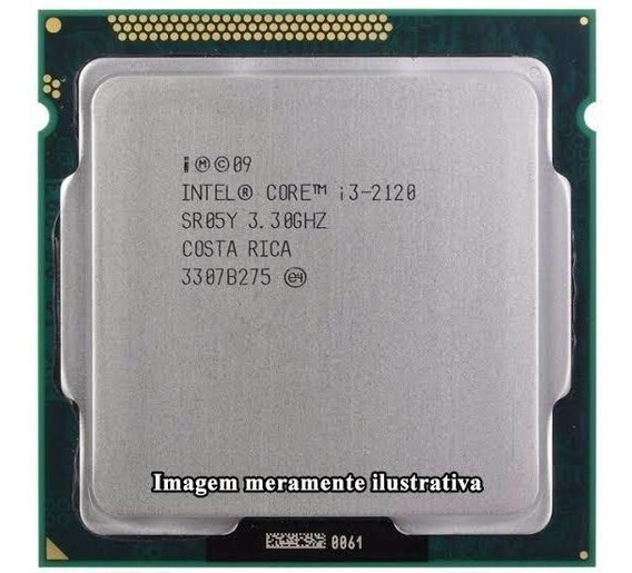 Core I3 2120 3,30 Ghz