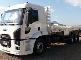 Ford Cargo 2429 - Carroceria 8.50m - Fernando Caminhões