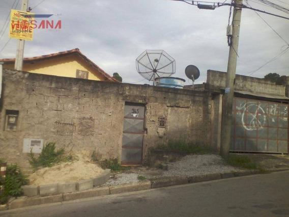 Casa Residencial À Venda, Parque Munhos, Franco Da Rocha. - Ca0352