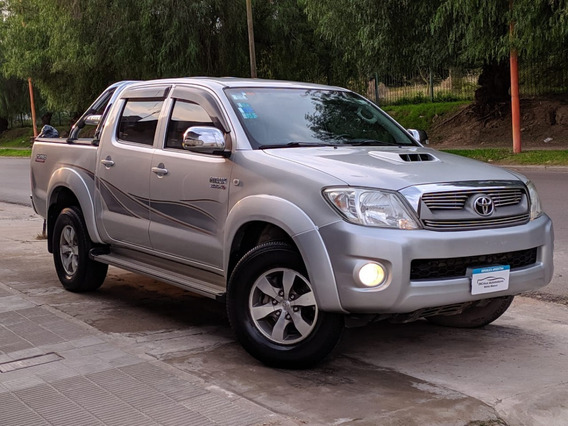 Toyota Hilux 2009 srv/4x2 3.0tdi 171cv 205.000km!