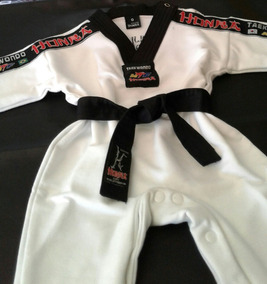 Macação Malha Branco Taekwondo
