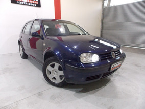 Vw Golf 1.6 2001 Completo Gasolina