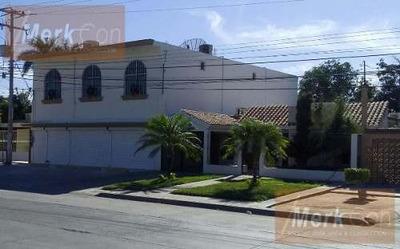 Casa/ Local Comercial Venta 400 M2 En Los Mochis Sinaloa