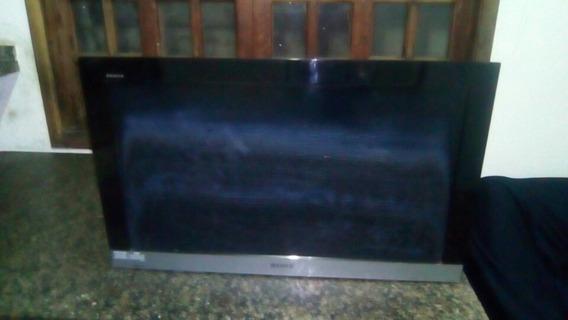 Tv Sony Bravia M 32ex305 Com Tela Quebrada