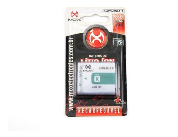 Bateria De Lítio Íon Mox Compatível Com Sony Tipo K A5119
