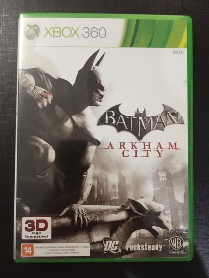 Batman Arkham City Xbox 360 Original Fisico