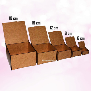 Cajas Cajitas Personalizada Recuerdo Sorpresa Regalo Navidad