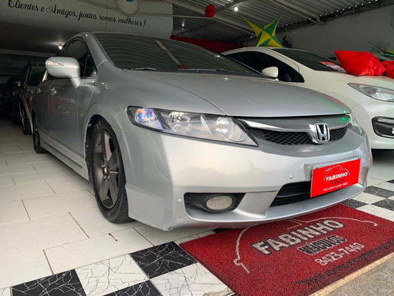Civic 2008 Prata