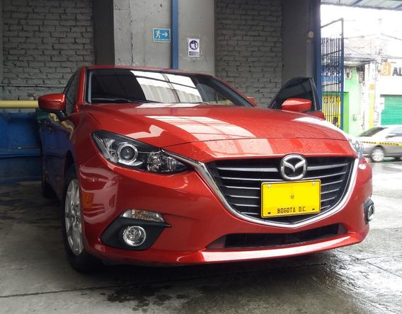 Mazda 3 Prime Mod 2016
