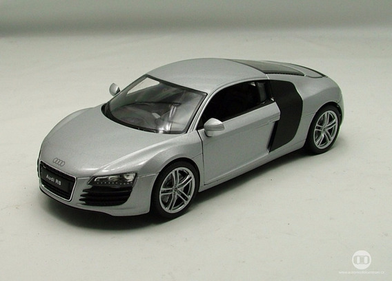 Audi R8 V10 1/24 By Welly