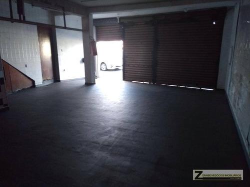 Sobrado Para Alugar, 234 M² Por R$ 3.900,00/mês - Macedo - Guarulhos/sp - So0071