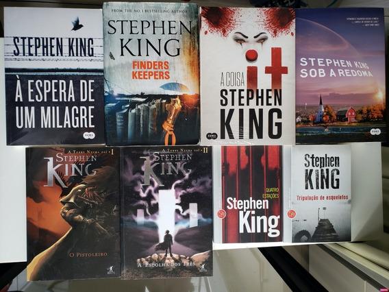 Livros Sthepen King