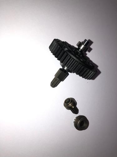 Kit Traxxas Spur Gear X0-1 Pinhão Rolamentos Slip