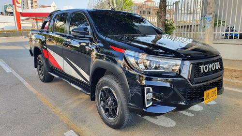 Toyota Hilux 2.8 Gazoo Racing
