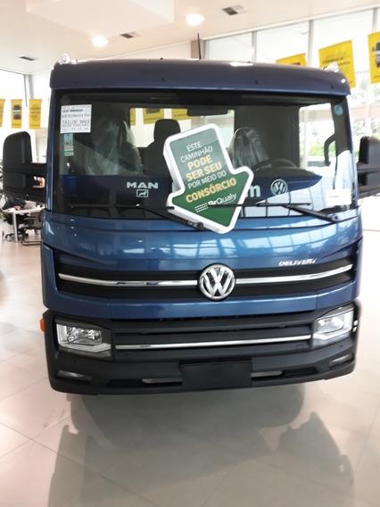 Volkswagen Vw Delivery Express Rodagem Simples 2021