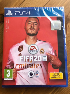 Fifa 20 Ps4. Gamerstore_pzo. Rápida Entrega