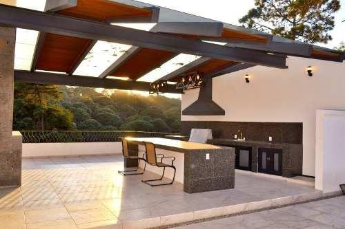 Hermosa Residencia Nueva En Fraccionamiento Y Preciosas Vistas Al Bosque