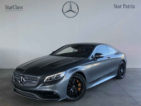 Star Patria Mercedes-benz Clase S 2p S 65 Amg Coupe V8/5.5/