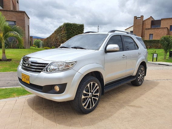 Fortuner Sr5 Impecable 2015 Como Nueva
