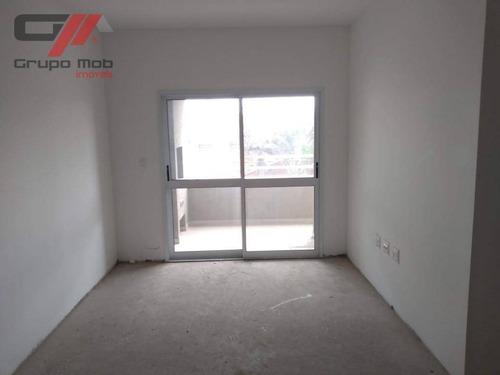 Imagem 1 de 17 de Apartamento Com 3 Dormitórios À Venda, 94 M² Por R$ 382.000 - Vila Jaboticabeira - Taubaté/sp - Ap0128