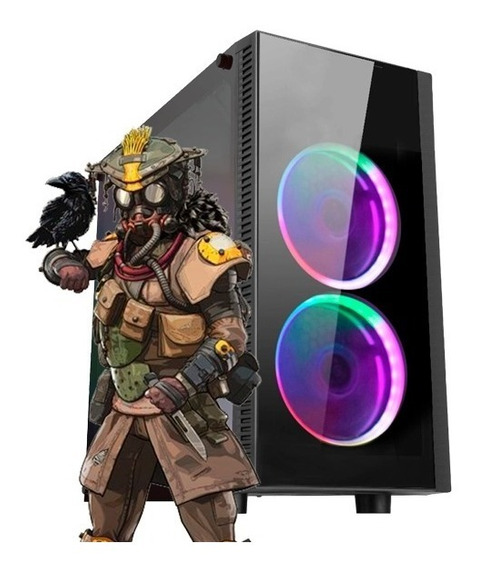 Pc Gamer I5 8400 Gtx 1050ti 16gb Ssd 120gb + 1tb Lançamento
