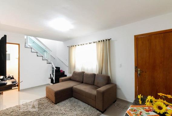 Casa Para Aluguel - Vila Esperança, 2 Quartos, 60 - 893036203