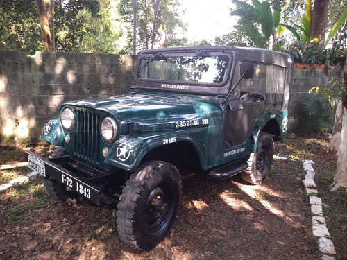 Jeep Willis Overland